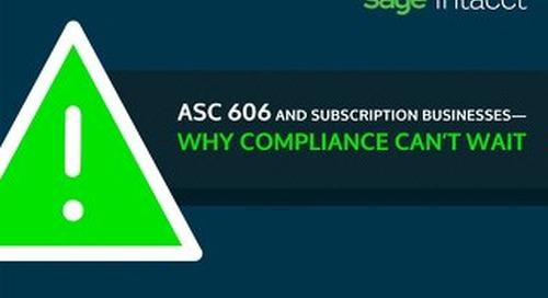 ASC 606 Compliance