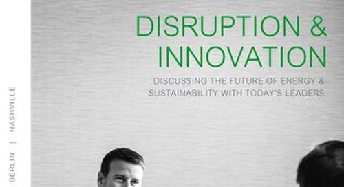 Disruption & Innovation: 2017 Perspectives Summit