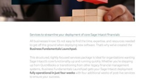 Business Fundamentals Launchpad