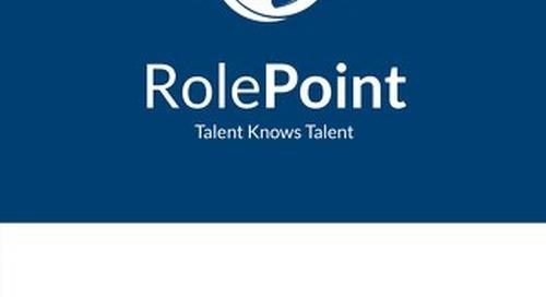 RolePoint IT SLA Doc