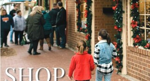 2017 Shop Fred Ultimate Downtown Holiday Shopping Guide