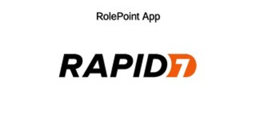RolePoint Rapid7 Penetration Test Report