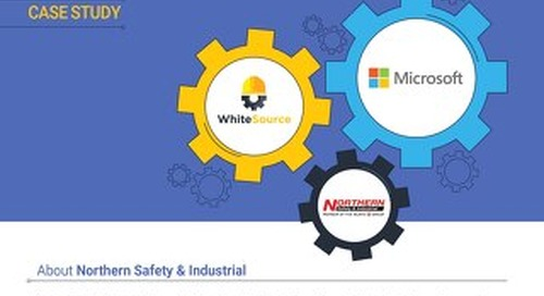 How Northern Safety Secures Their TFS Environment with WhiteSource