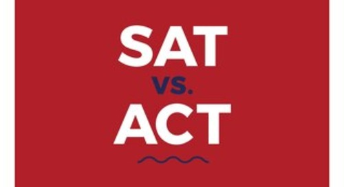 SAT vs ACT Cheat Sheet