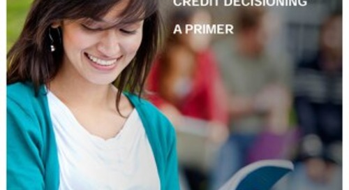 Applying Alternative Data to Credit Decisioning: A Primer