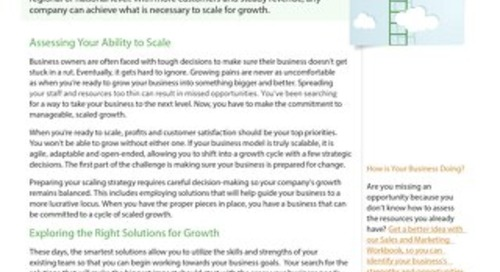 Scaling Through Sales Expertise: A Guide for Business Owners