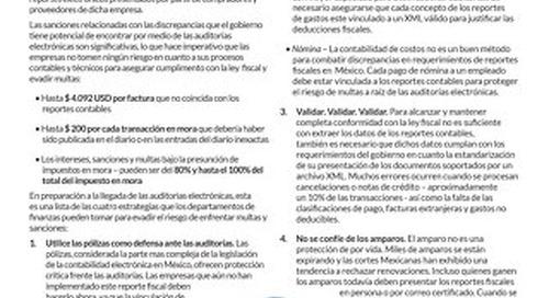 Auditorias Electronicas En Mexico