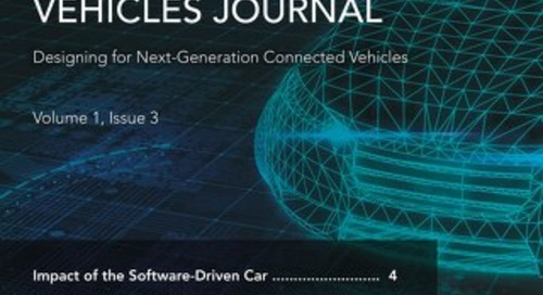 Connected Vehicles Journal - Volume 1 Issue 3