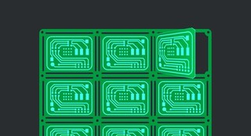 PCB Panelization Using The Embedded Board Array