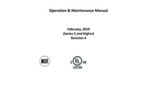 [Manual] NU-677 Class II, Type A2 Animal Handling Biosafety Cabinet (115V)