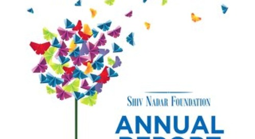 Shiv Nadar Foundation Annual Report 2016-17