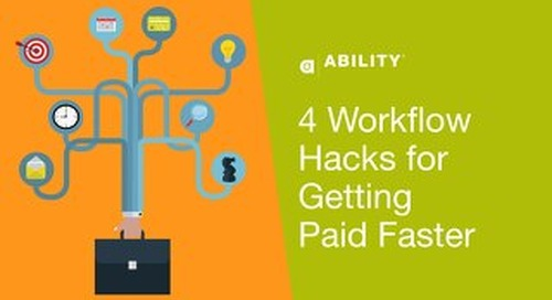 4 Workflow Hacks for Getting Paid Faster
