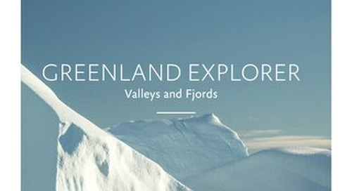 Greenland Explorer: Valleys and Fjords