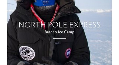 North Pole Express: Barneo Ice Camp