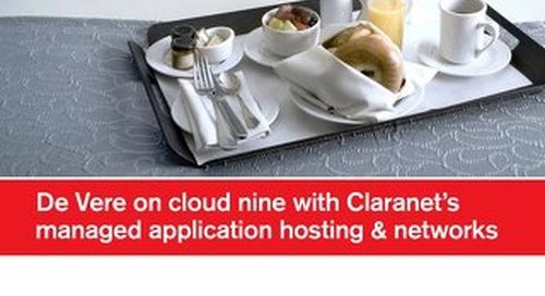Claranet case study | De Vere