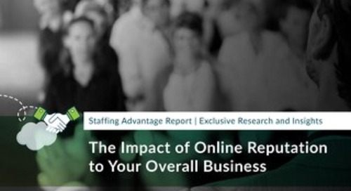 The Impact of Online Reputation to Your Overall Business