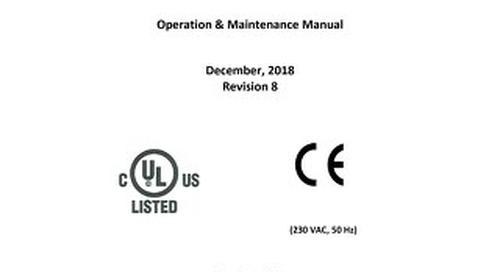 [Manual] NuWind NU-C200 General Purpose Centrifuge Product Manual
