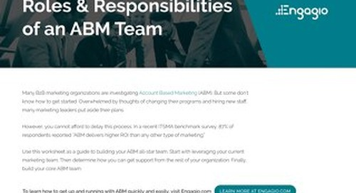 ABM Roles and Responsibilities