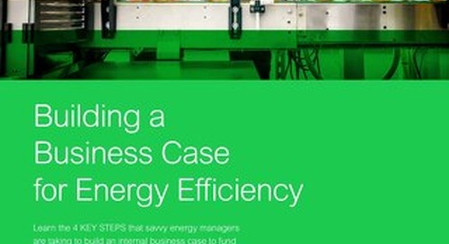 Building a Case for Efficiency - eBook