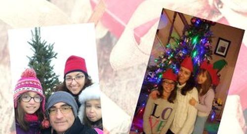 Andropolis Family Christmas Card 2017
