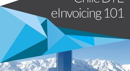 eBook: Chile DTE eInvoicing 101