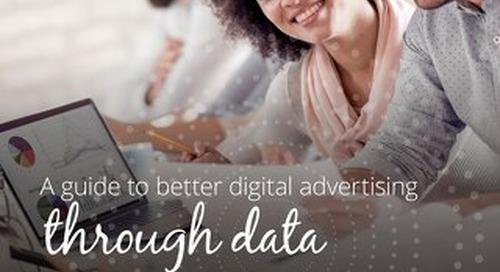 Better Digital Advertising Through Data