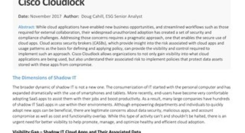 ESG-Solution-Showcase-Cisco-Nov-2017-Final