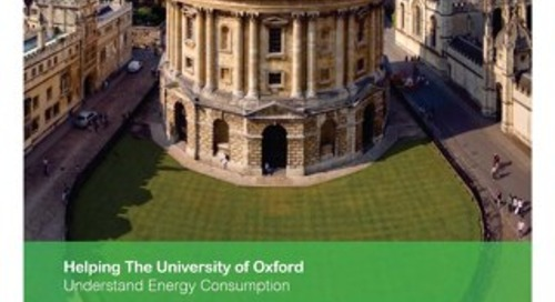 Reduced Carbon at Oxford University