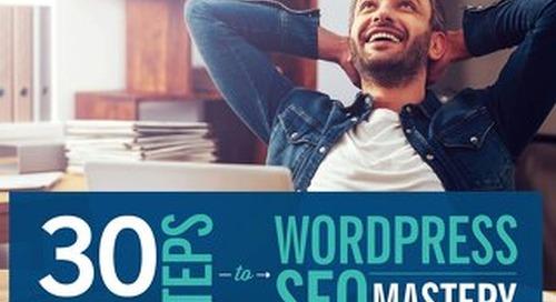 30 Steps to WordPress SEO Mastery