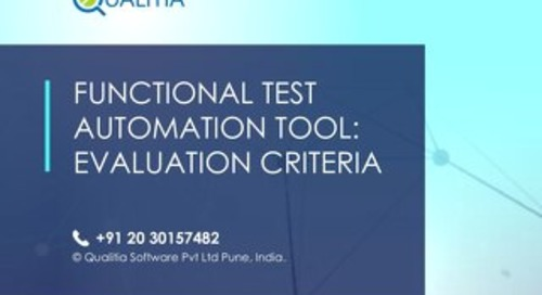 3913776087225815255-20 Key Things You Should Know Before Selecting a Functional Test Automation Tool -3