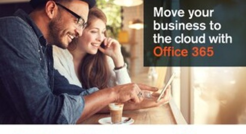 Move your business to the cloud with Office 365