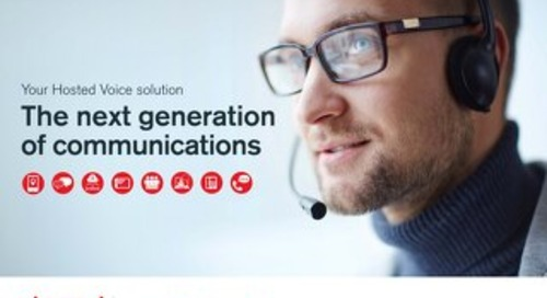 Claranet | Your Hosted Voice solution