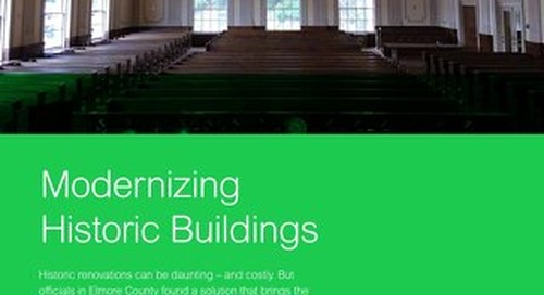 Modernizing Historic Buildings (eBook)