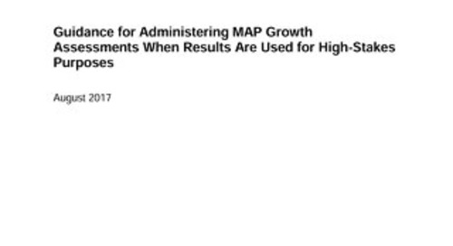 Guidance-for-Administering-MAP-Growth-in-High-Stakes