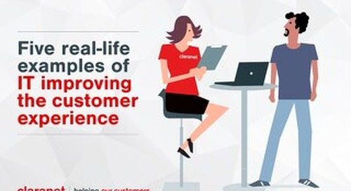 5 real-life examples of IT improving the customer experience