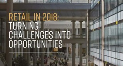 Retail In 2018: Turning Challenges Into Opportunities