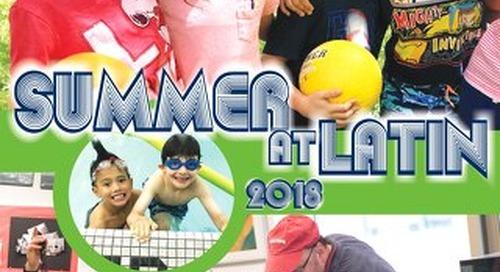 Summer 2018 Brochure