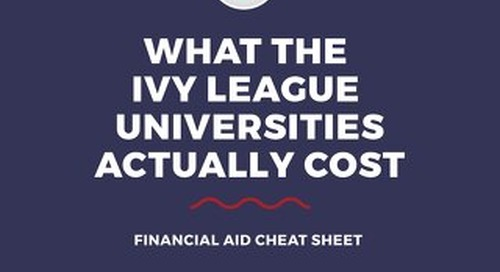 What the Ivy Leagues Actually Cost