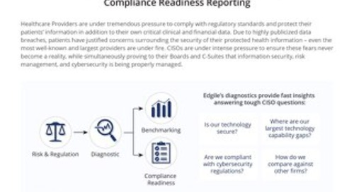 Edgile Technology Diagnostics for Healthcare Providers