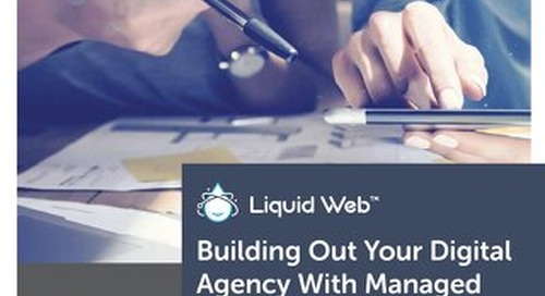 Building Out Your Digital Agency With Managed Hosting