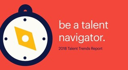 Top 10 Talent Trends for 2018