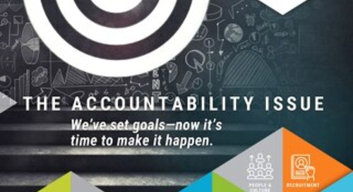 Fresh Thinking: The Accountability Issue
