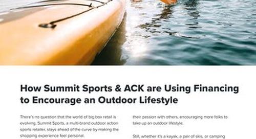 Summit Sports & ACK Case Study