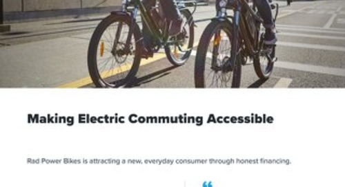Rad Power Bikes Case Study