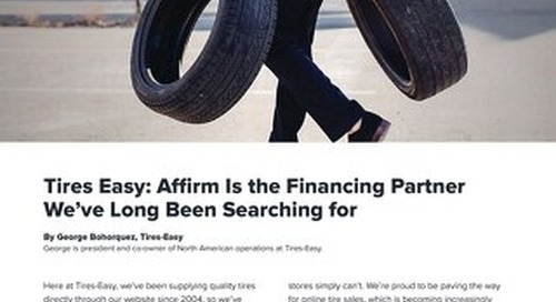 Tires-Easy Case Study