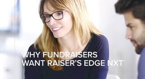 Why Fundraisers Love RENXT