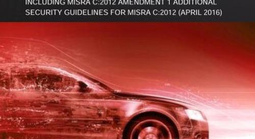 GrammaTech CodeSonar MISRA C 2012