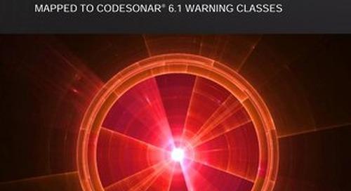 GrammaTech CodeSonar CERT C++