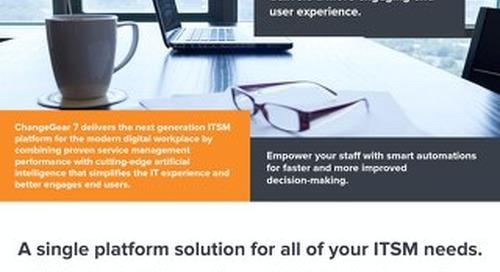 ChangeGear 7 Platform