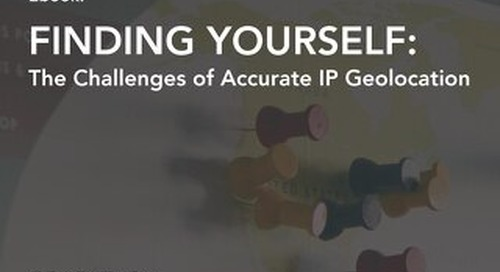 Finding Yourself: Challenges of IP Geolocation